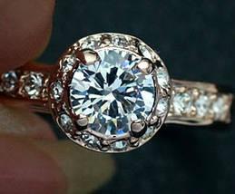Кольцо с кристаллами Сваровски rs-95, фото 3