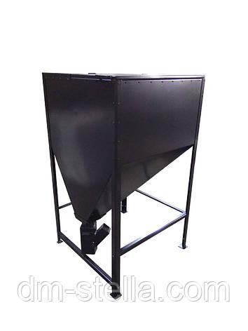 Бункер для пеллеты 700 литров, фото 2