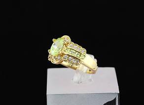Кольцо с кристаллами Сваровски rs-118, фото 2