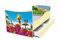 Кровать серии Kinder- 45 Пчелка Мая