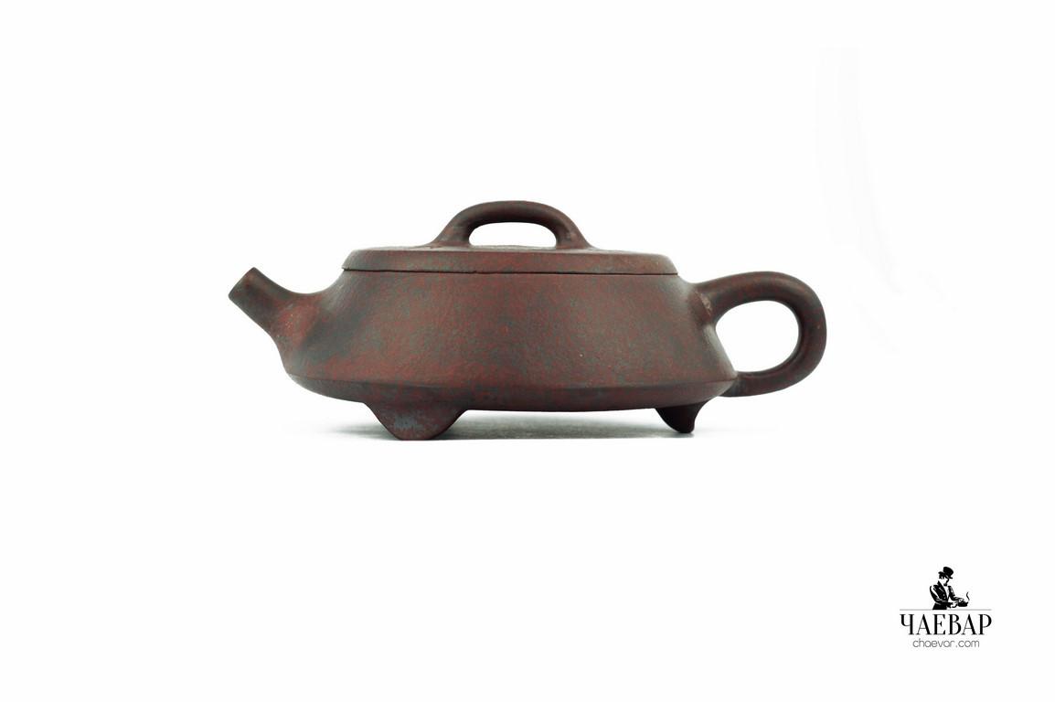 Premium Исинский чайник с содержанием железа,cильного обжига - звонкий. Эгоист, 140мл