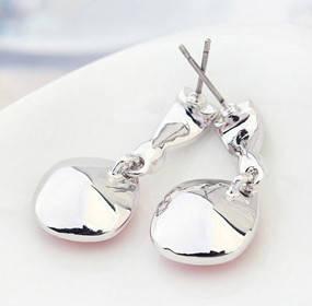 Серьги с кристаллами Swarovski es304, фото 2