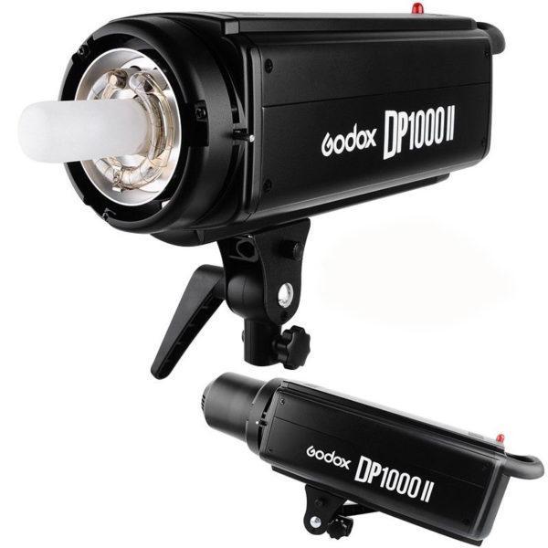 Професійна студійна спалах Godox DP1000II (DP1000II)