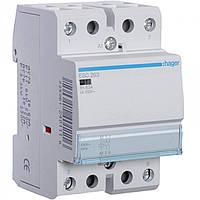 Контактор ESC264 63А, 2НЗ, 230В модульний Hager