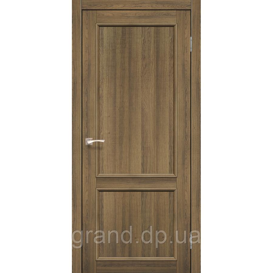 Двери межкомнатные Корфад CL-03 дуб браш