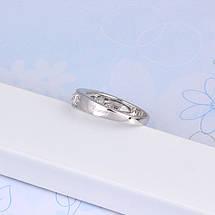 Кольцо с кристаллами Сваровски rs-162, фото 3