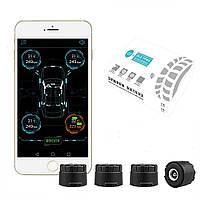 Датчики контроля давления колес в шинах TPMS Bluetooth 4.0 наружные, фото 1