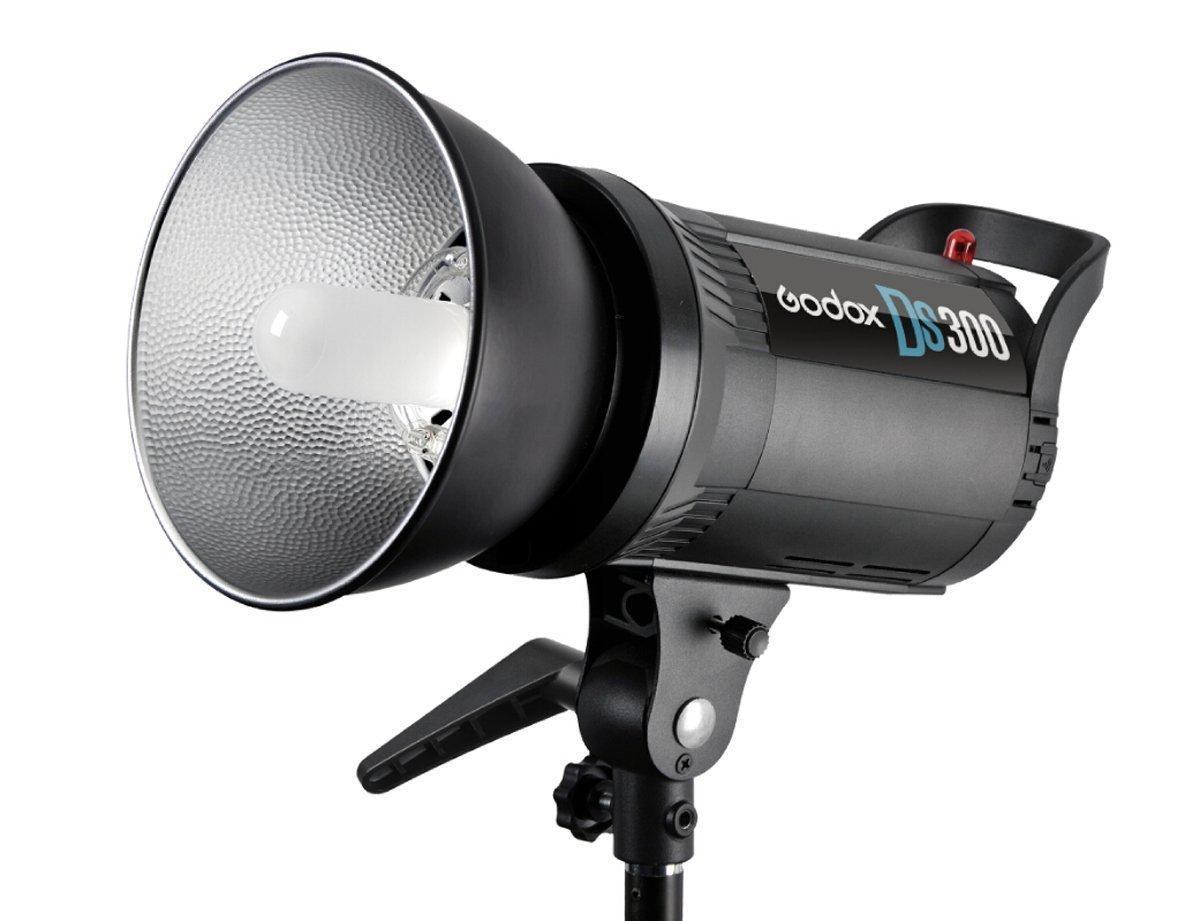 Профессиональная студийная вспышка Godox DS300 (DS300), фото 3