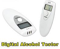 Алкотестер цифровой портативный