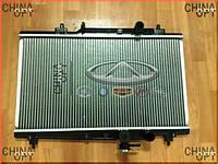 Радиатор охлаждения, 160204118001, Geely CK, МК, CK, MK 1.5, OEM - 1602041180-01