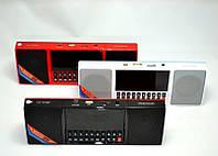 Компактная портативная колонка WS-1515BT Хит продаж!