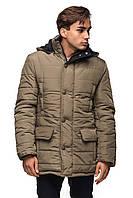 Зимняя куртка для мужчин.   хаки