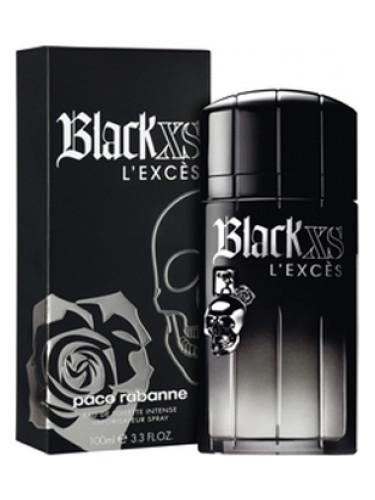 Туалетная вода мужская Paco Rabanne Black XS L`Exces, 100 мл