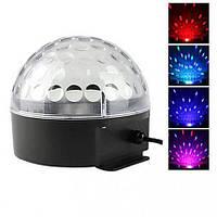 Диско куля Magic Ball Led Lighting, фото 1