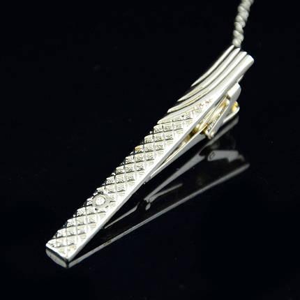 Запонки и зажим для галстука kz5, фото 2