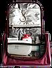 Дорожный комплект органайзеров Premium (фиолетовый), фото 5