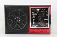 Портативный радиоприемник GOLON QR-132 Хит продаж!