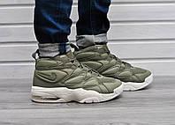 Мужские зимние кроссовки, ботинки NIKE Air Max 2 Uptempo. Оплата при получении!