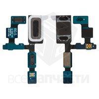 Шлейф для мобильного телефона Samsung G925F Galaxy S6 EDGE, c датчиком