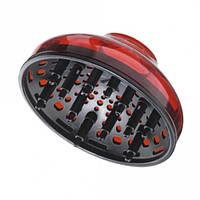 Насадка-диффузор для фена Ermila Compact Tourmalin Red (4325-7010)