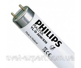 Лампа PHILIPS MASTER TL-D Super 80 36W/830 люмінесцентна трубчаста