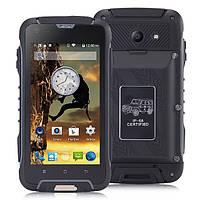Защищенный смартфон Jeep F605 PRO  2 сим,4,5 дюйма,2 ядра,16 Гб,8 Мп,12000 мА/ч.