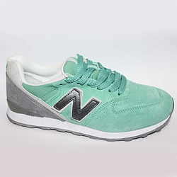Кроссовки New Balance 996 мятные mint green (реплика)