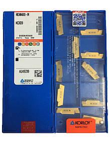 Пластина KОRLOY MGMN600-M NC3030