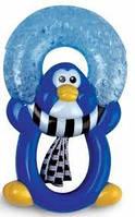 Nuby Прорезыватель с термогелем Пингвин 453