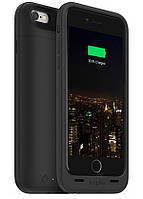 Акумуляторний чохол Mophie Juice Pack Plus для iPhone 6/6S на 3300mAh [Чорний]