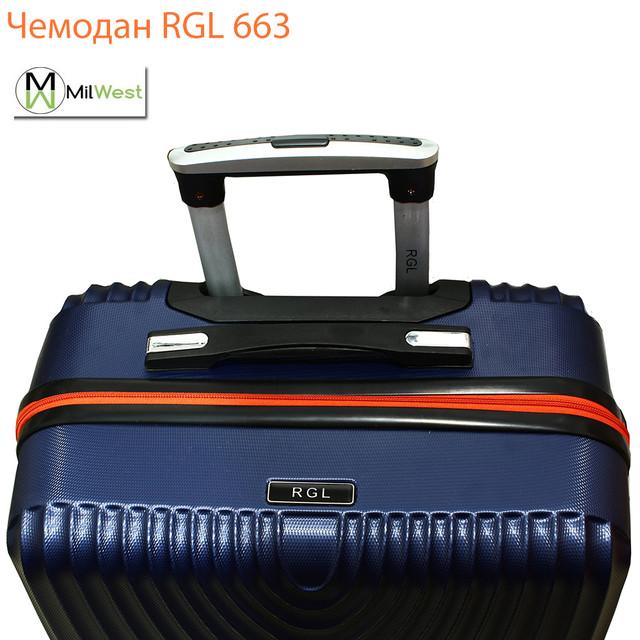Чемодан Rgl 663 Фото