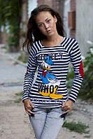 "Стильная женская кофта  "" Mickey "" Dress Code"