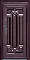 Входная металлическая дверь автолак 860 ( L/R )