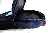 Рюкзак под ноутбук. Городской рюкзак. Стильный рюкзак. Молодёжный рюкзак. Интернет магазин рюкзаков., фото 4
