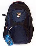 Рюкзак под ноутбук. Городской рюкзак. Стильный рюкзак. Молодёжный рюкзак. Интернет магазин рюкзаков., фото 7