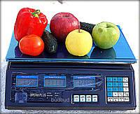 Весы  торговые аккумуляторные Domotec Ms-228 50кг