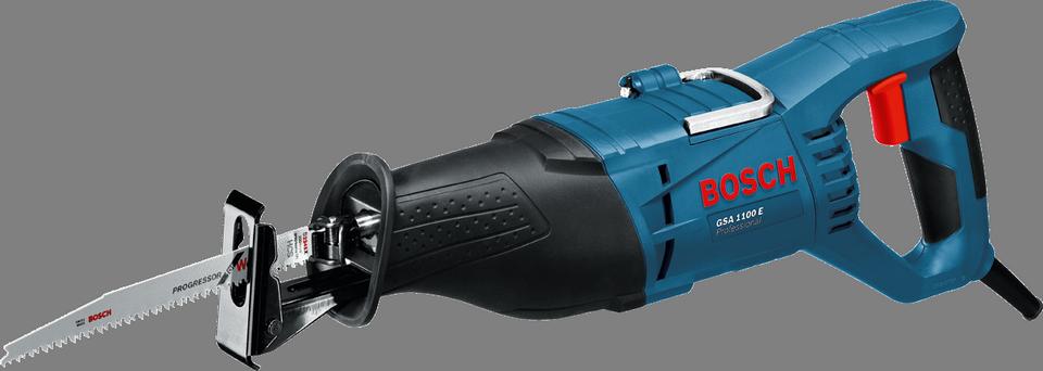 Пила сабельная Bosch GSA 1100 E Professional