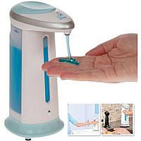 ВЫБОР ПОКУПАТЕЛЕЙ! 1002155, Сенсорный дозатор жидкого мыла Automatic Soap & Sanitizer Dispenser, мыльница, мыльница киев, мыльницу для мыла, сенсорная