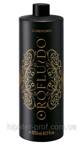 Кондиционер для блеска и мягкости волос Revlon Orofluido Conditioner 1250 ml