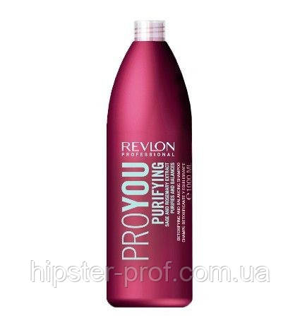 Шампунь для волосся Revlon Professional Pro You Purifying Shampoo 1000 ml