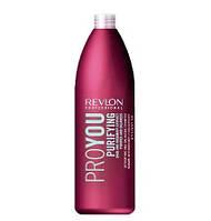 Очищающий шампунь для волос Revlon Professional Pro You Purifying Shampoo 1000 ml