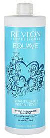 Шампунь питательный и увлажняющий Revlon Professional Equave AD Shampoo Hydro Nutritive 1000 ml