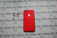 Корпус для Apple iPhone 6S имитация Apple iPhone 7, красный