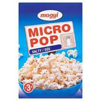 Попкорн Micro Pop  Mogyi с солью 100гр Польша