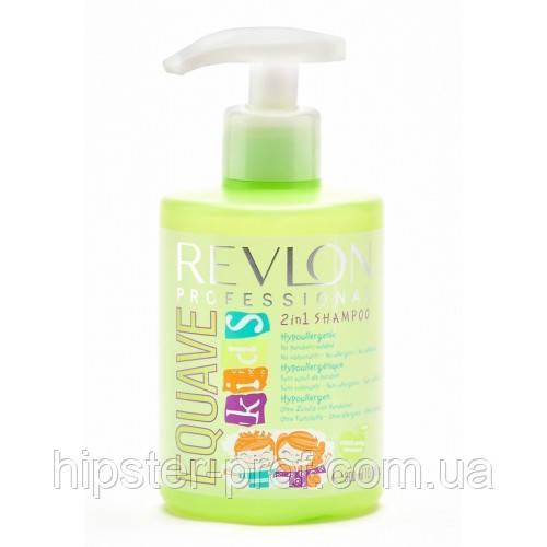 Шампунь для детей Revlon Professional Equave Kids 2 in 1 Hypoallergenic Shampoо 300 ml