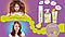 Шампунь для детей Revlon Professional Equave Kids 2 in 1 Hypoallergenic Shampoо 300 ml, фото 3