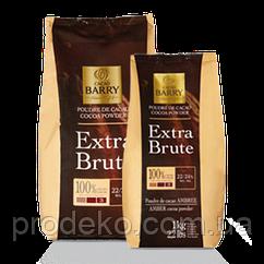 Какао порошок EXTRA- BRUTE темно-красный 22-24%,алкализированный 1кг