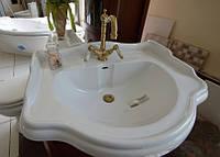 Умывальник в классическом стиле 73 см Kerasan Retro Италия
