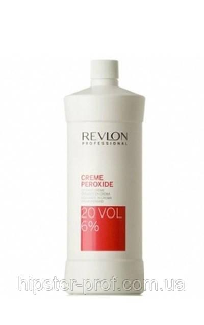 Крем-пероксид Revlon Professional Creme Peroxid 6% 900 ml