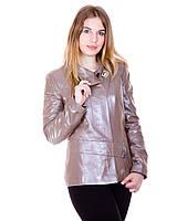 Куртка B13-268 ARTEMIS 013, Цвет Бежевый, Размер XS